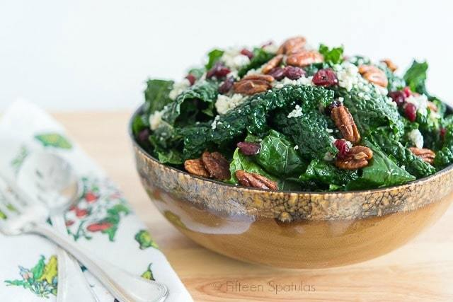 My Favorite Ever Kale Salad