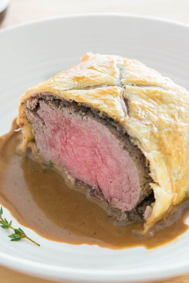 Beef Wellington Recipe - How to Make Beef Wellington