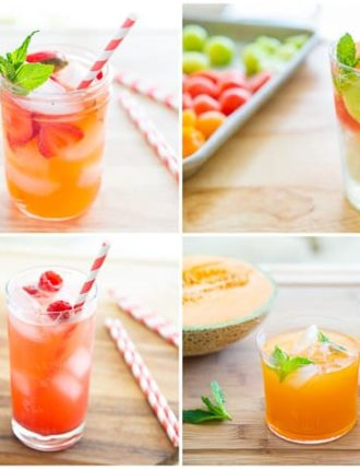 4 Refreshing Summer Drinks