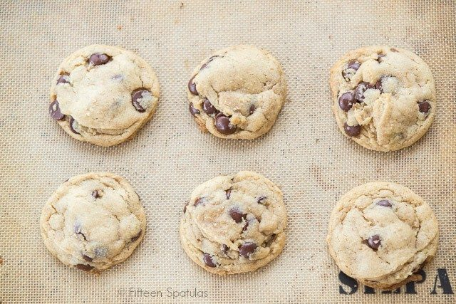 Vegan Chocolate Chip Cookies Recipe - A Review of Food 52's Genius Chocolate Chip Cookies