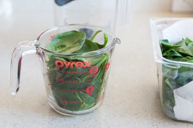 """This Green Smoothie has a nice balanced flavor (not too """"green""""), and is a great option for breakfast."""