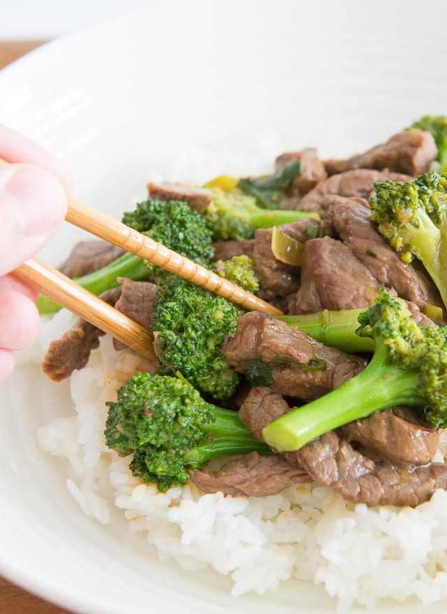 Beef and broccoli homemade chinese takeout quick and easy beef and broccoli recipe the subject of chinese food forumfinder Image collections