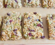 Granola Bars Recipe