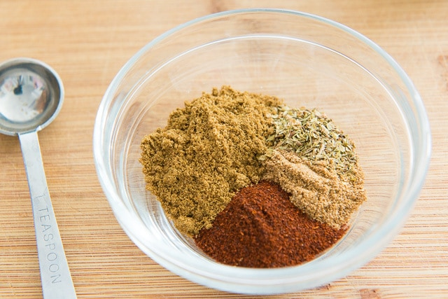 Spices for Slow Cooker White Chicken Chili