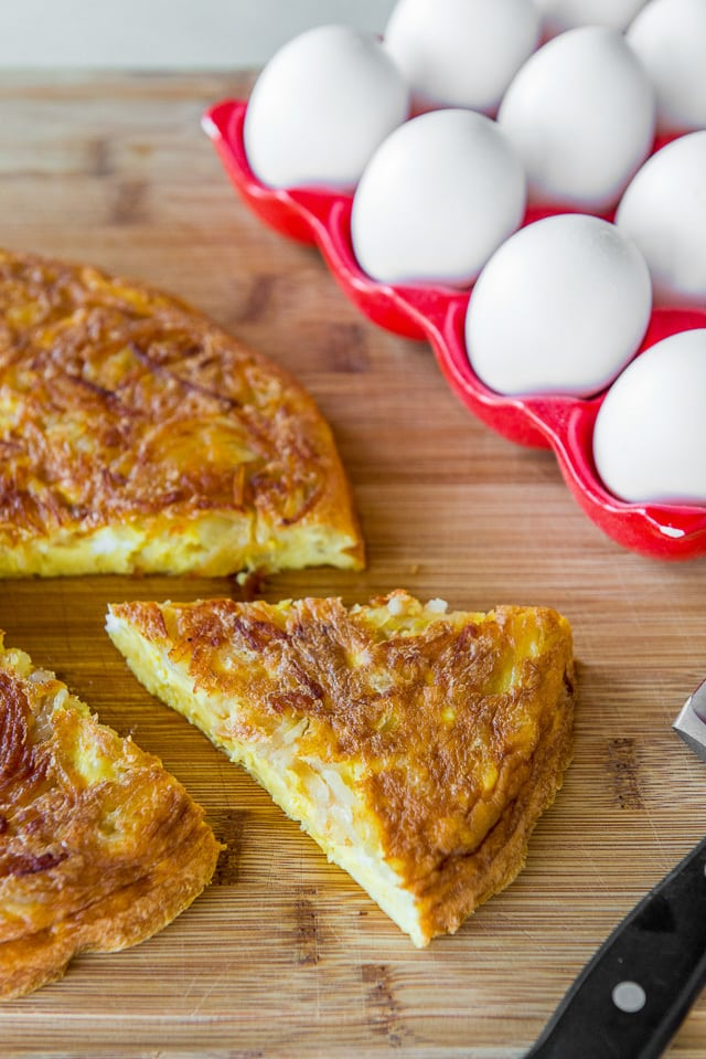 Hash Brown Frittata