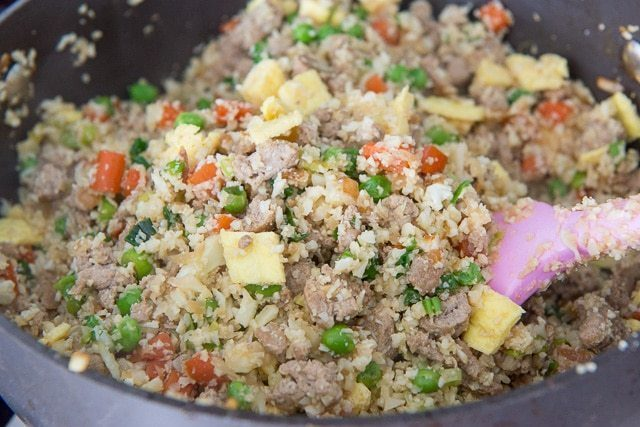 How to Make Easy Cauliflower Fried Rice