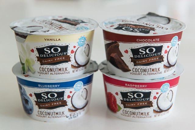 SO Delicious Coconut milk Yogurt