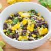 Mexican Corn and Black Bean Salad - Perfect summer picnic and potluck recipe