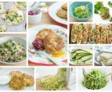 Ultimate Guide to Zucchini - a collection of zucchini recipes