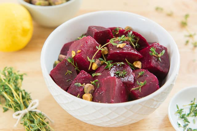 Roasted Beets Recipe