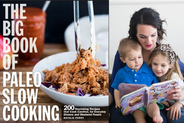 The Big Book of Paleo Slow Cooking Book Cover