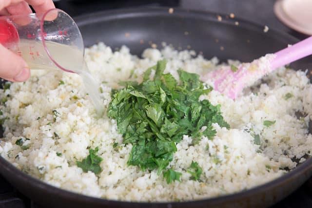 Cauliflower Rice Recipe Ideas