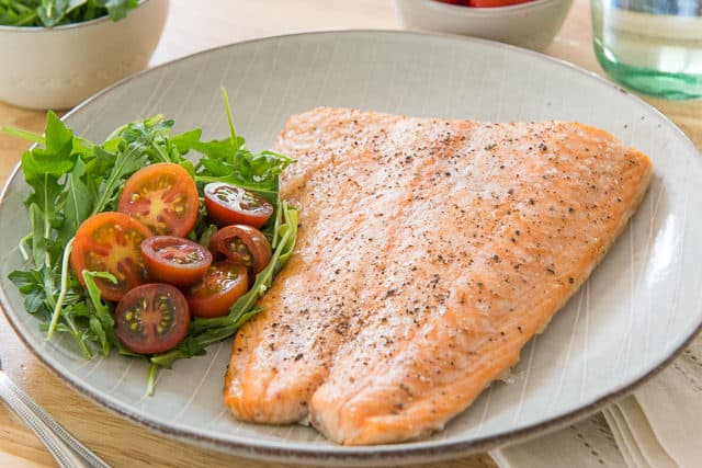Easy Baked Salmon - How to Bake Salmon in the Oven