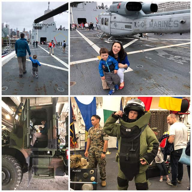 Fleet Week NYC 2018 Photos