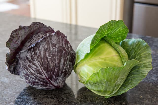 How to Prepare Cabbage - Fresh Cabbage