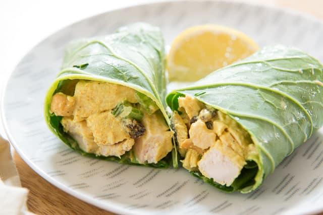 Curried Chicken Salad - Curried Chicken Salad Healthy