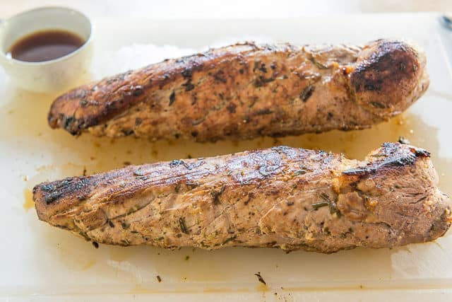 Roast Pork Tenderloin - How to Cook Pork Tenderloin in Oven
