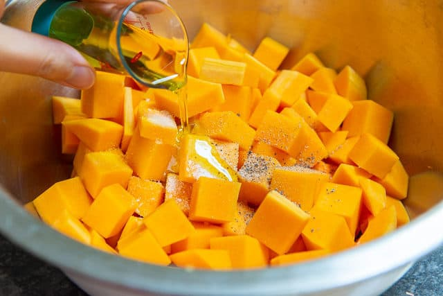 Best way to cut butternut squash