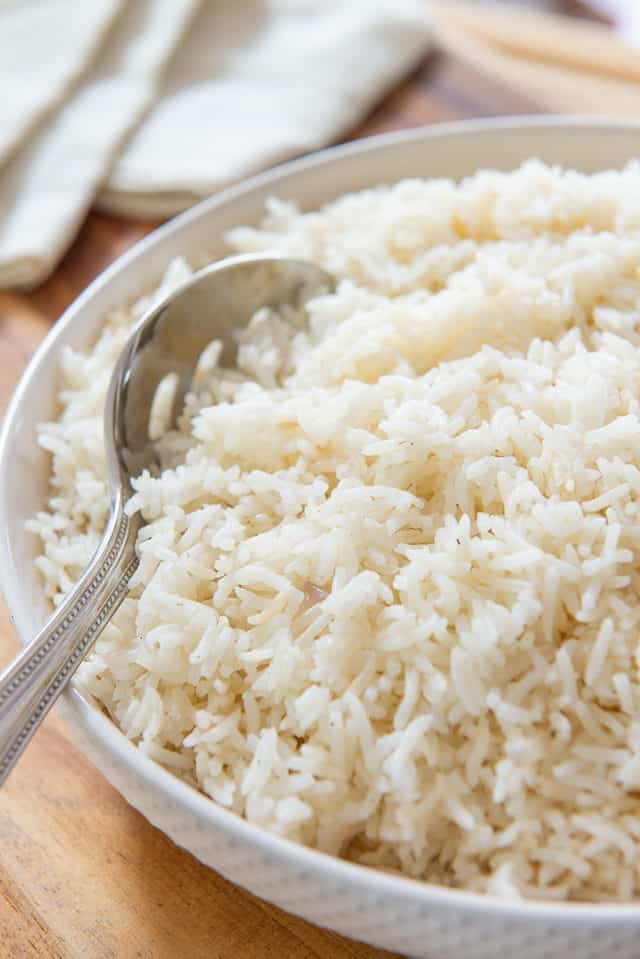 Rice Pilaf - How to Make Classic Rice Pilaf that's Fluffy ...