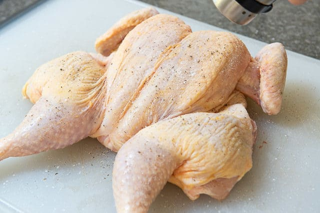 Spatchcock Chicken Recipe Oven