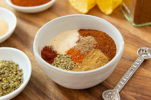 Homemade Taco Seasoning for Ground Beef