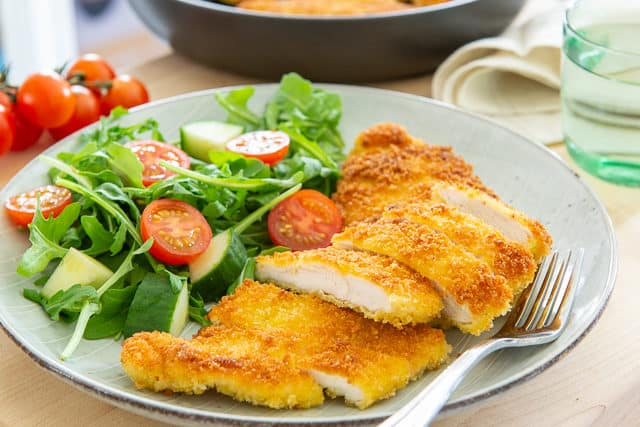 Breaded Chicken Cutlets - Panko Chicken Breast
