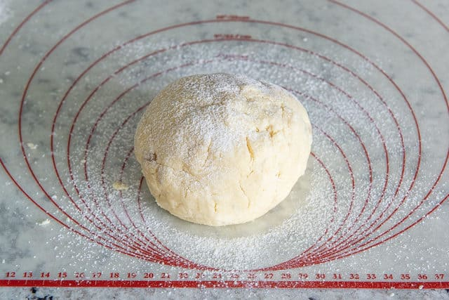 Scone Dough - Made by Hand