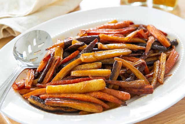 Roasted Carrots Recipe - With Ginger, Cumin, Paprika, and More