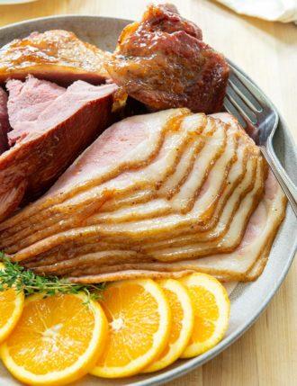 Glazed Spiral Ham